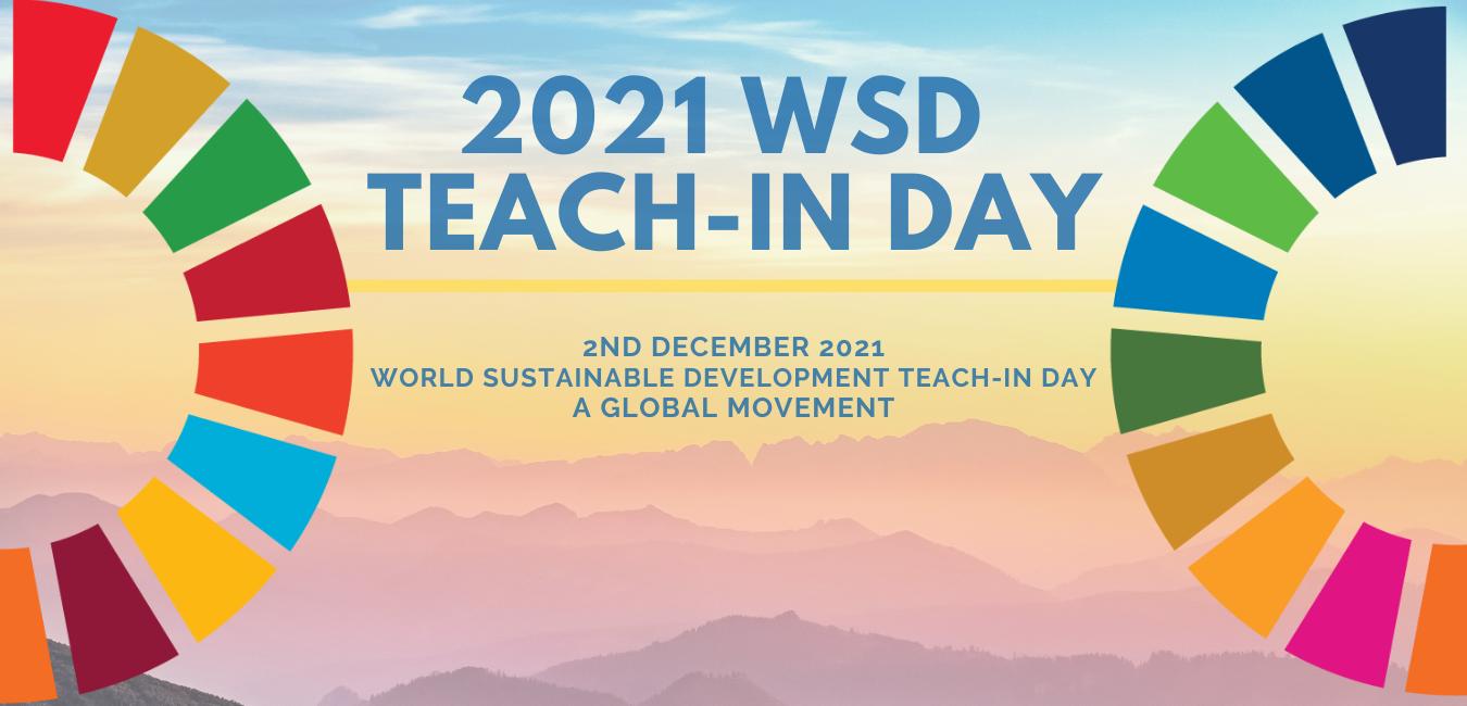 World Sustainable Development Teach-In Day 2021
