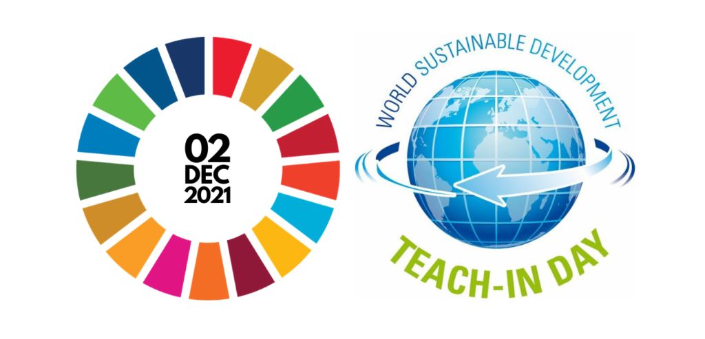 World Sustainable Development Teach-In Day 2021